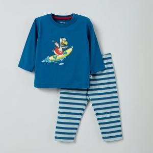 Unisex pyjama logo