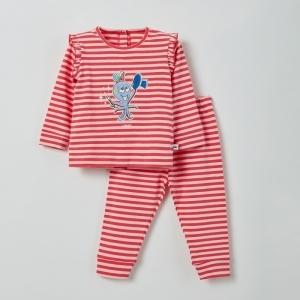 Meisjes pyjama logo