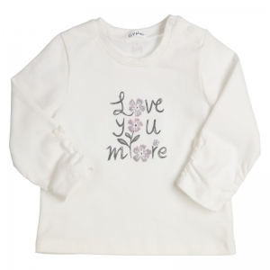 BM T-SHIRT LM LOVE YOU MORE logo