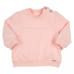 BM SWEATER STRASS AND BOW logo