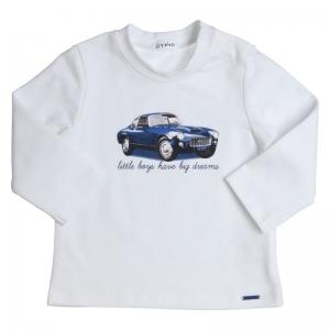 BJ T-SHIRT LM CAR BIG DREAMS logo